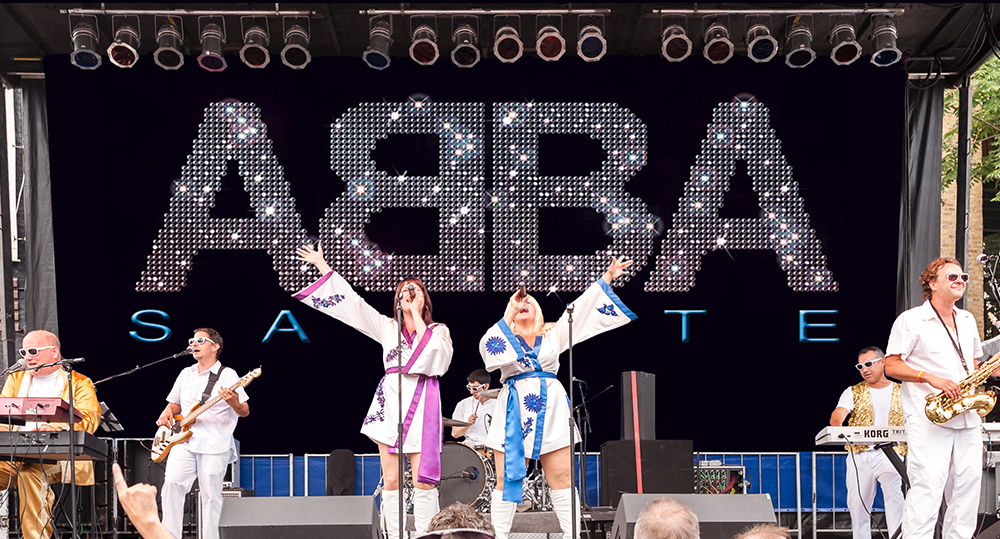 Dancing Queen | ABBA Salute