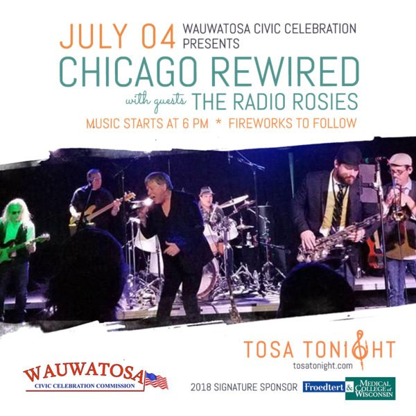 Chicago Rewired w/ the Radio Rosies