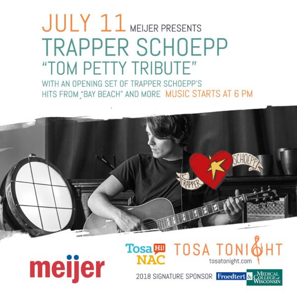 Trapper Schoepp Tom Petty Tribute